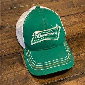 Other - Budweiser Baseball Cap